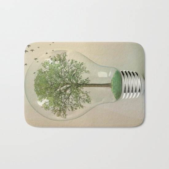 green ideas Bath Mat