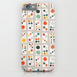 Domino iPhone Case