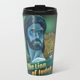 The Lion Of Judah 1 Travel Mug