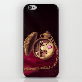 Changer of Hearts iPhone Skin