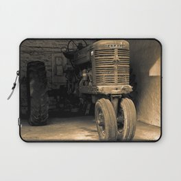 It's Tractor Time Laptop Sleeve