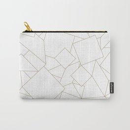 Geometry Patterns Carry-All Pouch