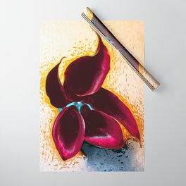 Calla Lilies Wrapping Paper