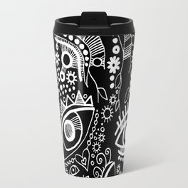 """The Watching Willow"" Travel Mug"