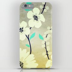 VINTAGE FLOWERS XXIX - for iphone iPhone 6s Plus Slim Case