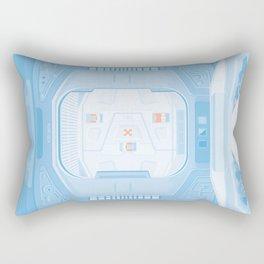 Airlock - Alien (1979) Rectangular Pillow