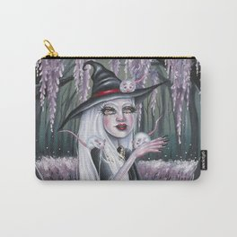 White Witch Carry-All Pouch