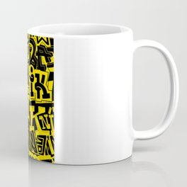 22 Staches Coffee Mug