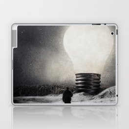 Follow the light ... Laptop & iPad Skin