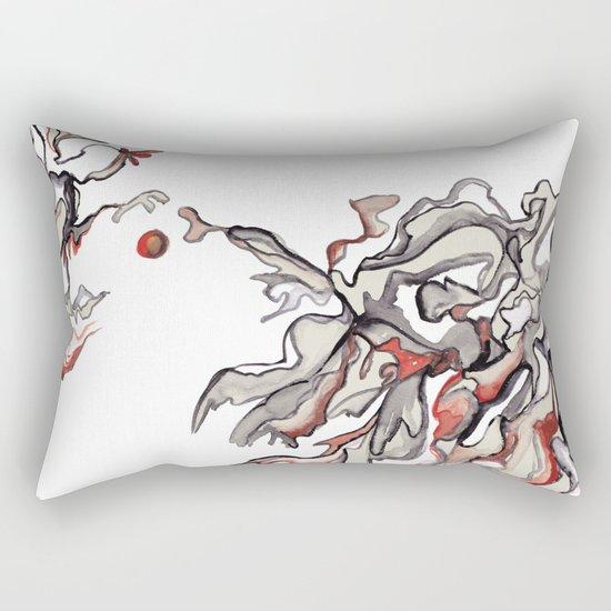 Apple of Discord Rectangular Pillow