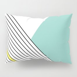 MINIMAL COMPLEXITY Pillow Sham