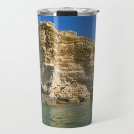 Rocky Coastline Travel Mug