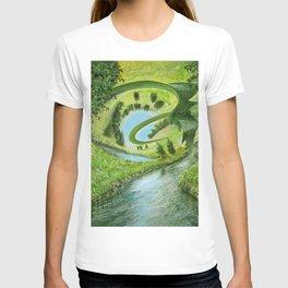 global changes T-shirt