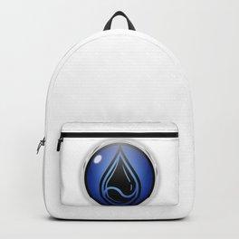Effervesent Rain Emblem Backpack