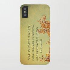 Journeys Slim Case iPhone X