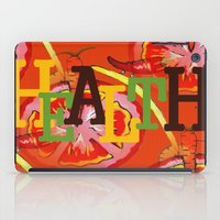health iPad Cases featuring Health by Sartoris ART