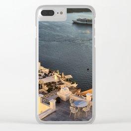 Santorini 20 Clear iPhone Case