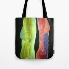 Woman Vs Woman Tote Bag