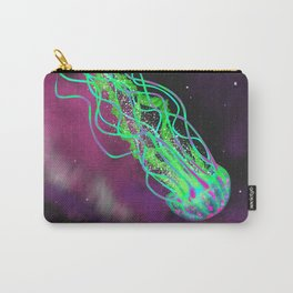 Jellyfish in Space Carry-All Pouch