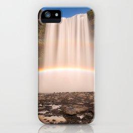 Skogarfoss, Iceland iPhone Case