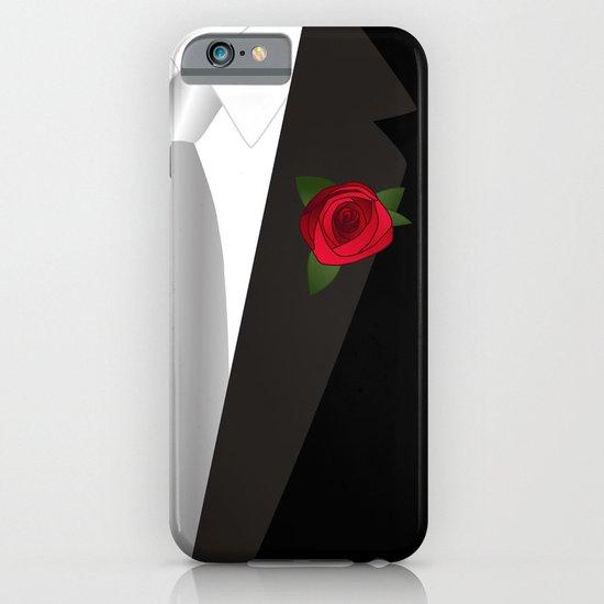 Bride&Groom/Groom's Suit iPhone & iPod Case