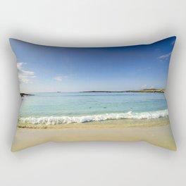 Sanna Bay Ardnamurchan Peninsula Rectangular Pillow