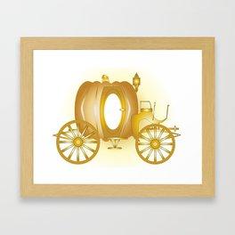 Magic Carriage Framed Art Print