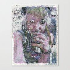 King Cobra Canvas Print
