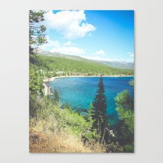 Lake Tahoe 1 Canvas Print