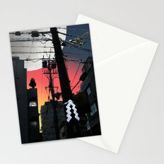 The Night Raid Stationery Cards