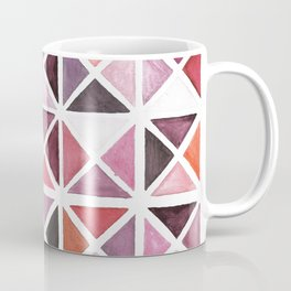 Geometric watercolor Coffee Mug