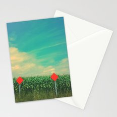 End of the Road Stationery Cards