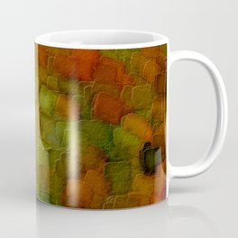 Colors in autumn ... Coffee Mug