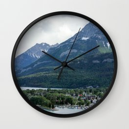 Waterton Wall Clock