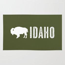 Bison: Idaho Rug