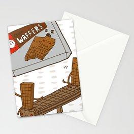 Wafer Stationery Cards
