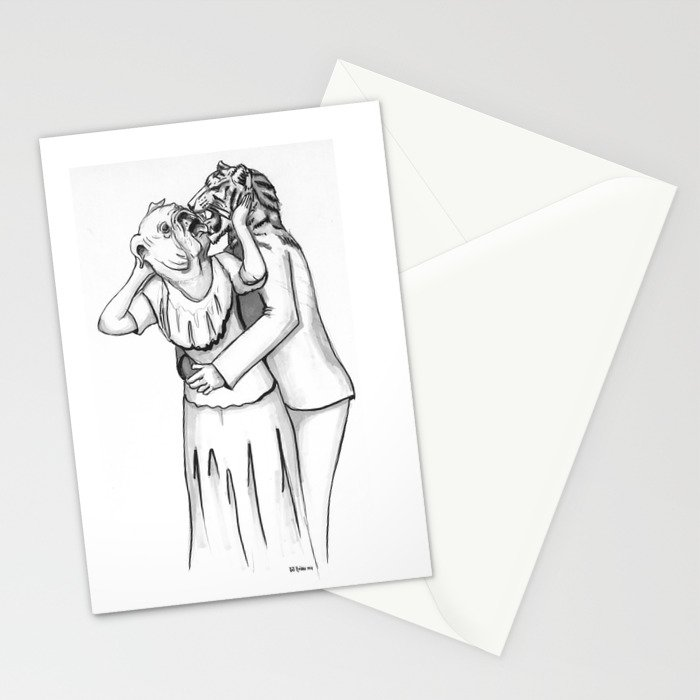 Stark County is For Lovers Stationery Cards