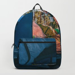Paradise Awaits (Color) Backpack