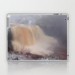 Winter at Blackwater Falls Laptop & iPad Skin