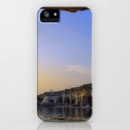 Sea Arch Cavo Greko National Park Cape Greco Ayia Napa Cyprus Ultra HD iPhone Case