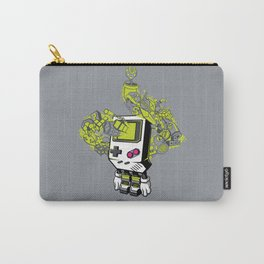 Pixel Dreams Carry-All Pouch