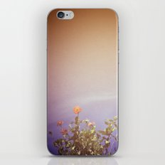 Water Flowers iPhone & iPod Skin