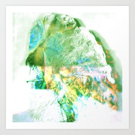 Gogoplata Art Print