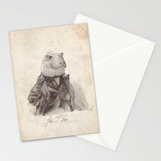 John T. Rex Stationery Cards