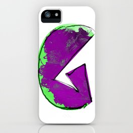 G letter iPhone Case