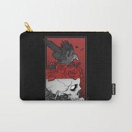 Memento Mori Carry-All Pouch