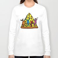 keith haring Long Sleeve T-shirts featuring Keith Haring & Turtle by le.duc