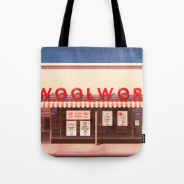 F.W. Woolworth Tote Bag