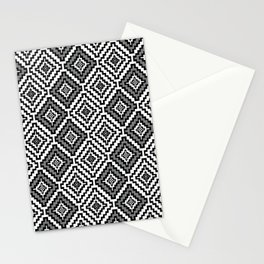 Indi-abstract#11 Stationery Cards