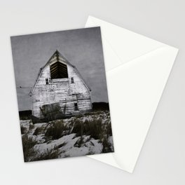 Winters come and winters go. Stationery Cards